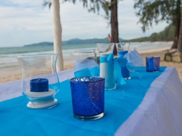 Beach Wedding Phuket Thailand Unique Phuket Wedding Planners