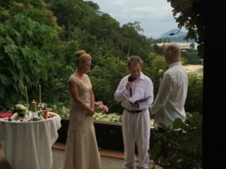 Wedding Celebrant Paul Cunliffe