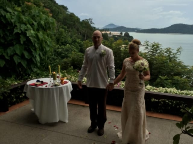 Villa Wedding Phuket Thailand