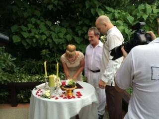 Villa Wedding Phuket Thailand