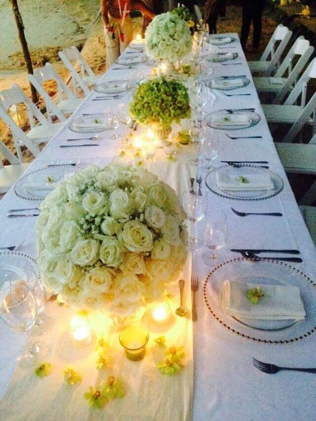 Wedding Reception Phuket Thailand