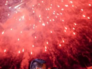 Fireworks Wedding Events Phuket Thailand