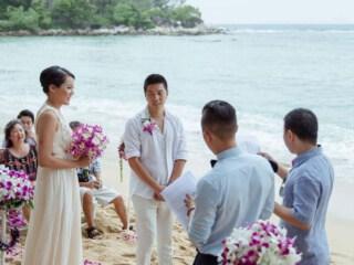 Marriage Ceremony Phuket Thailand