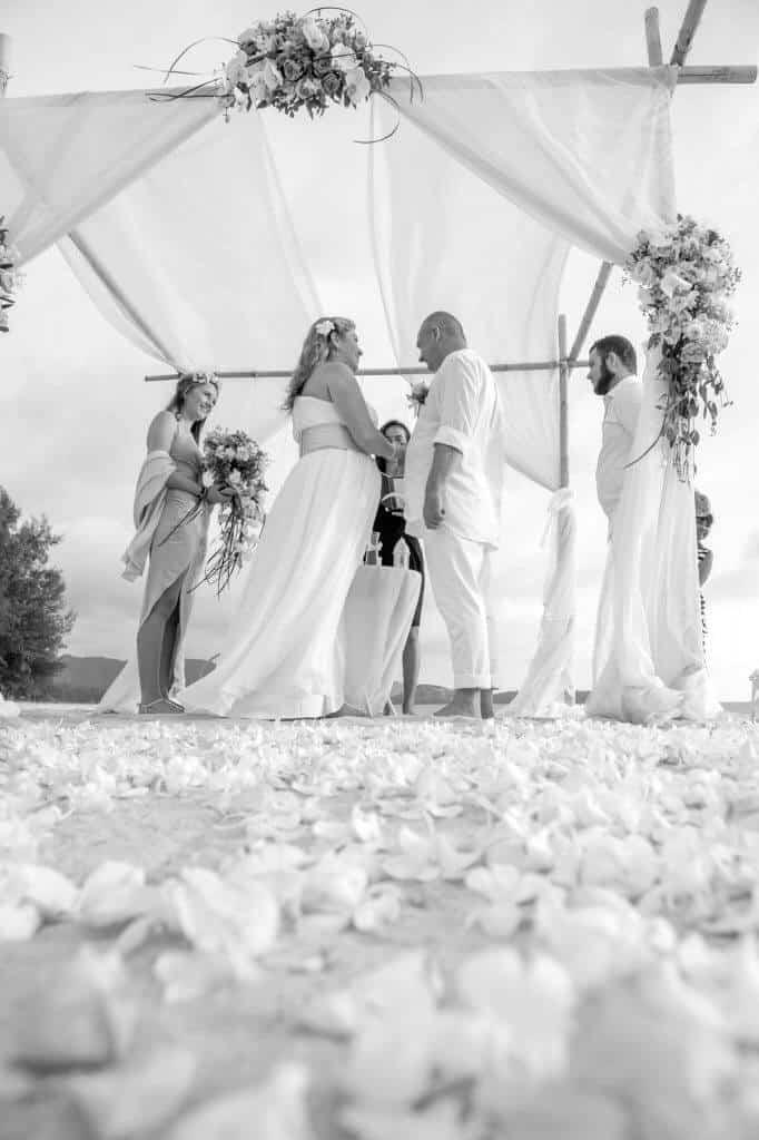 Beach Wedding Planners Phuket Thailand