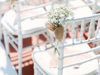 Tiffany Chair Wedding Phuket Thailand