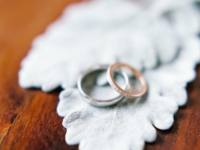 Rings Wedding Phuket Thailand