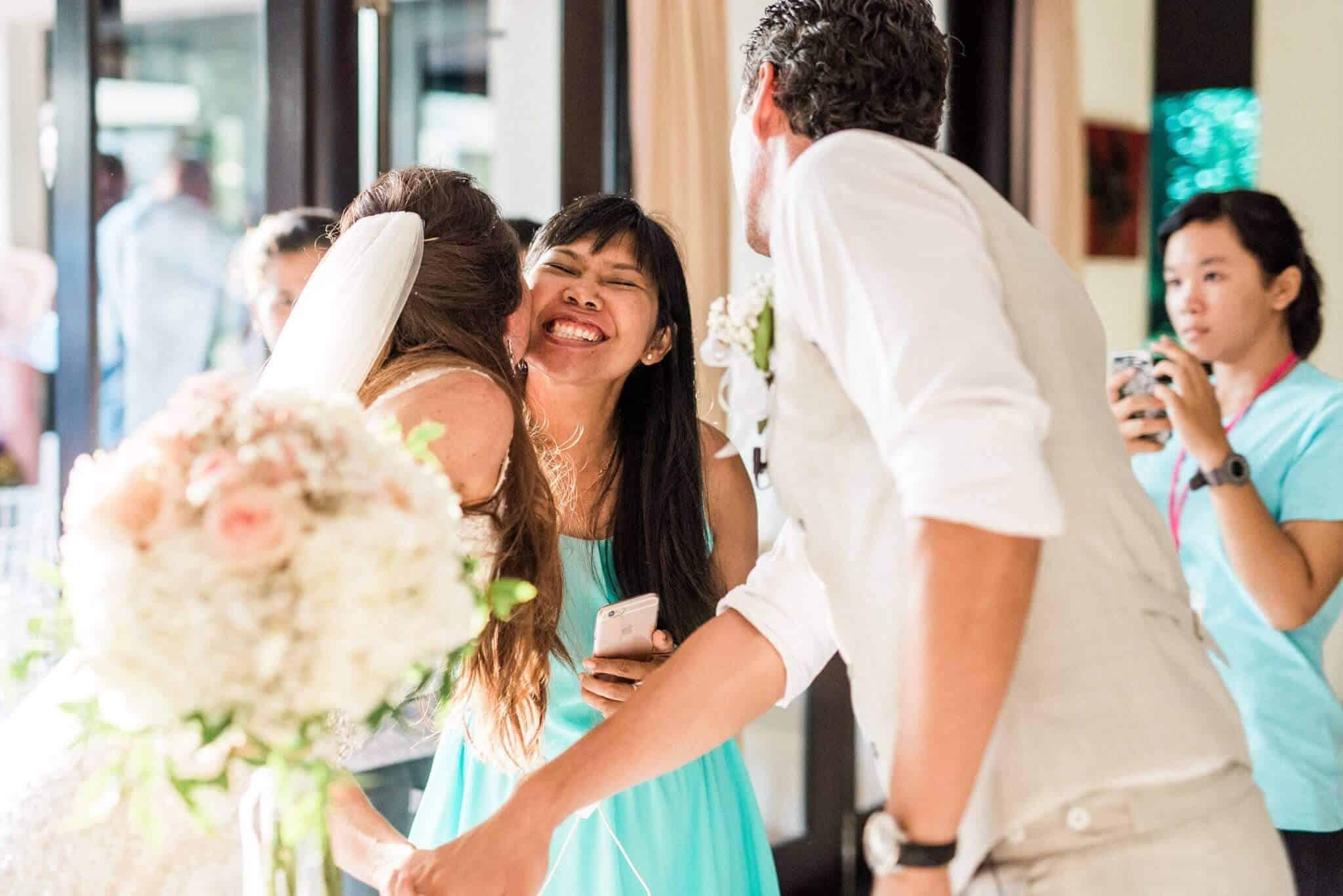 Phuket Combined Villa and Beach Wedding Wedding Planners Phuket Thailand