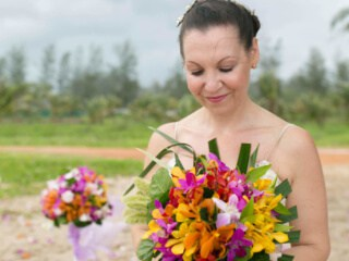 Beach Vow Renewal Phuket Thailand