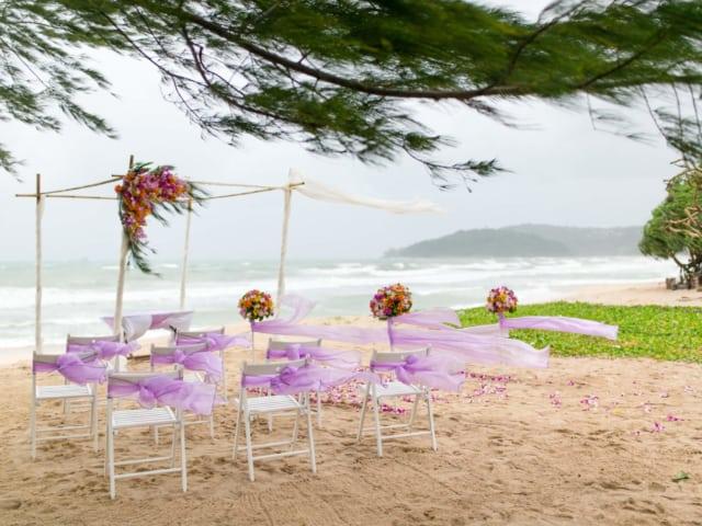 Beach Vow Renewal Phuket Thailand