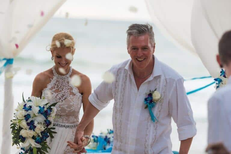 Beach Wedding Phuket Thailand - Unique Phuket Wedding Planners 193
