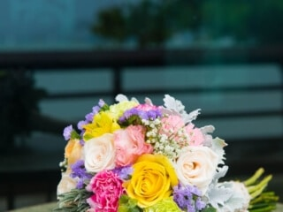 Wedding Bouquet Phuket Thailand