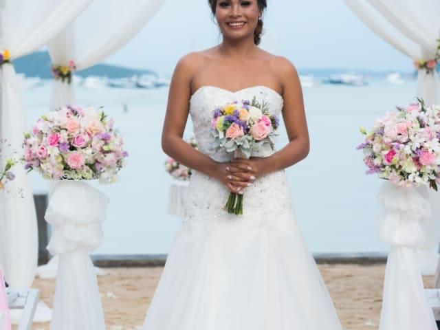 Bride Phuket Thailand