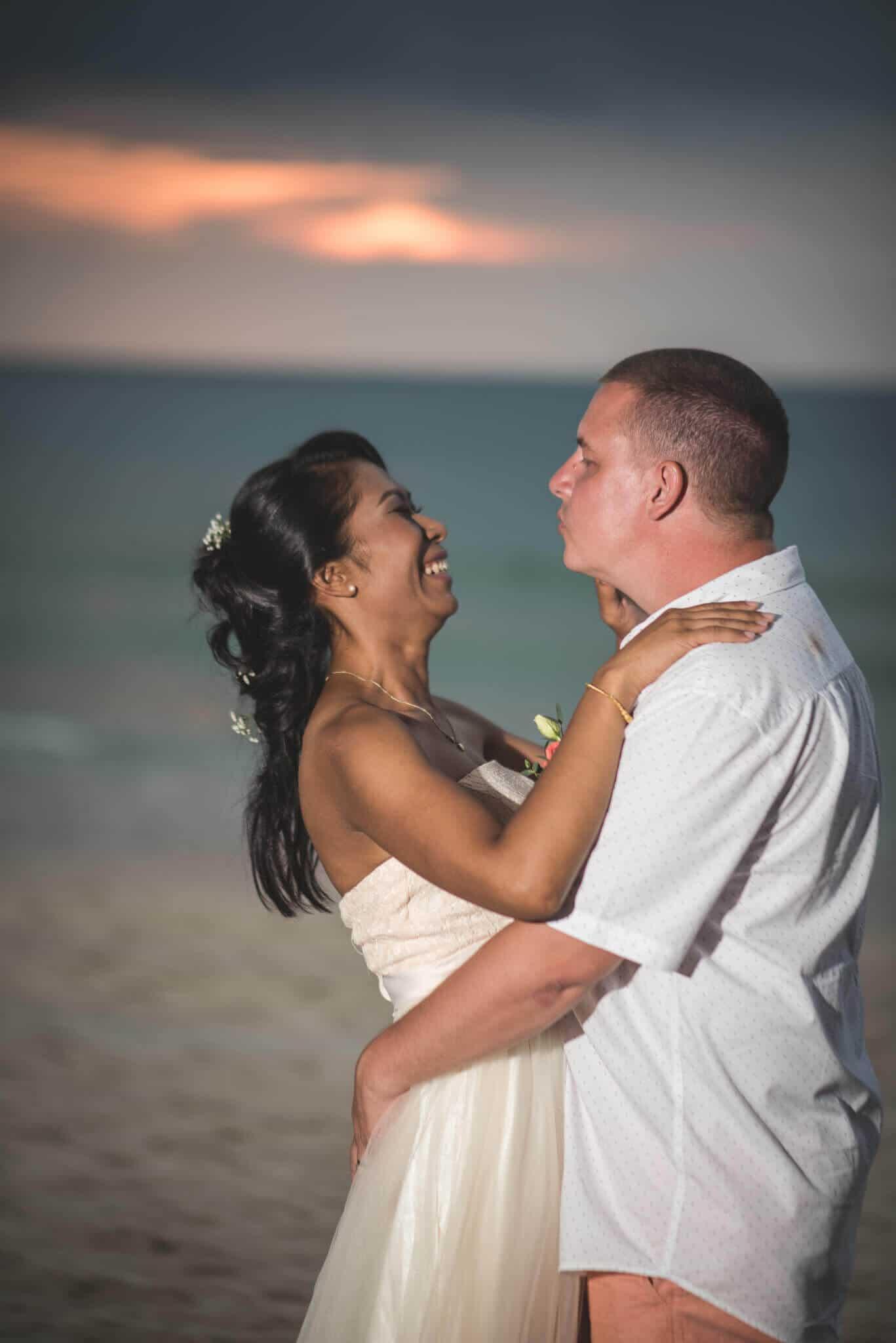 Phuket Beach Marriage Ceremony