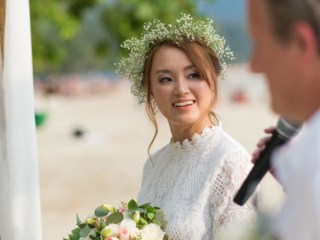 Beach Wedding Kata Beach Phuket Thailand Unique Phuket Wedding Planners10