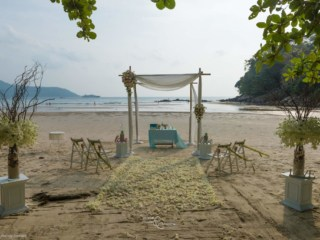 Beach Wedding Kata Beach Phuket Thailand Unique Phuket Wedding Planners135