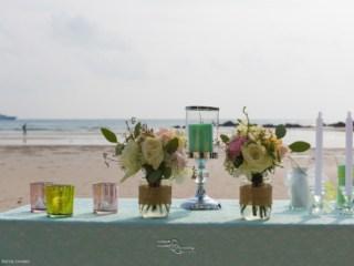 Beach Wedding Kata Beach Phuket Thailand Unique Phuket Wedding Planners223