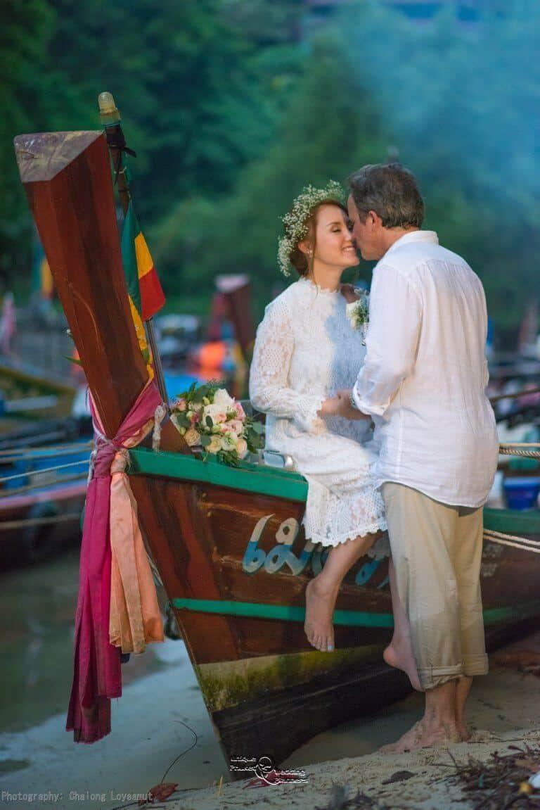 phuket beach destination wedding