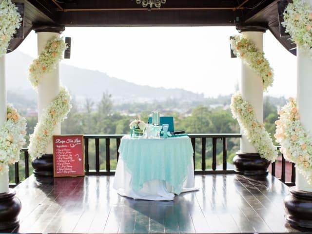 Unique Phuket Wedding Flowers Villa Sala Flowers D&S 85 (2)