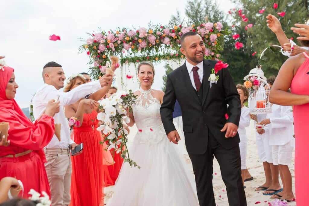 Mariage De Plage De Phuket