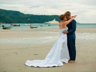 Phuket Beach Marriage Laura & Marie (12)