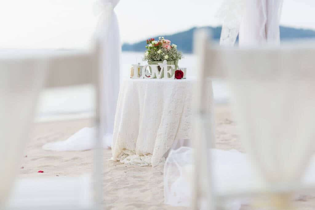 Phuket Romantic Beach Marriage Ceremony (20)