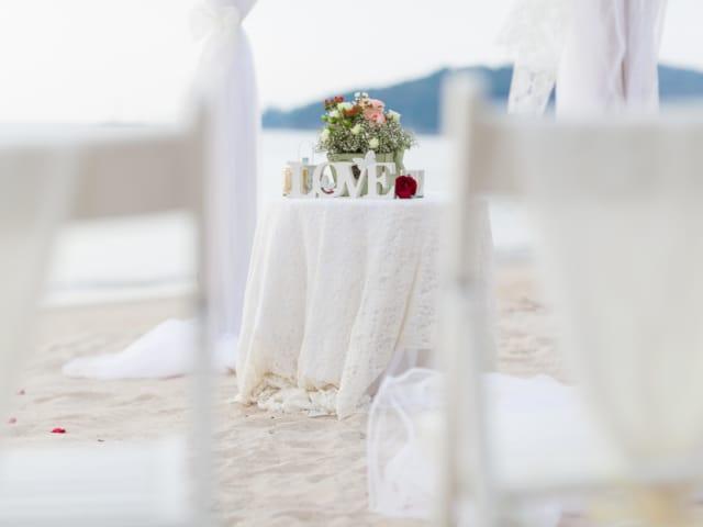 Phuket Romantic Beach Marriage Ceremony (20)