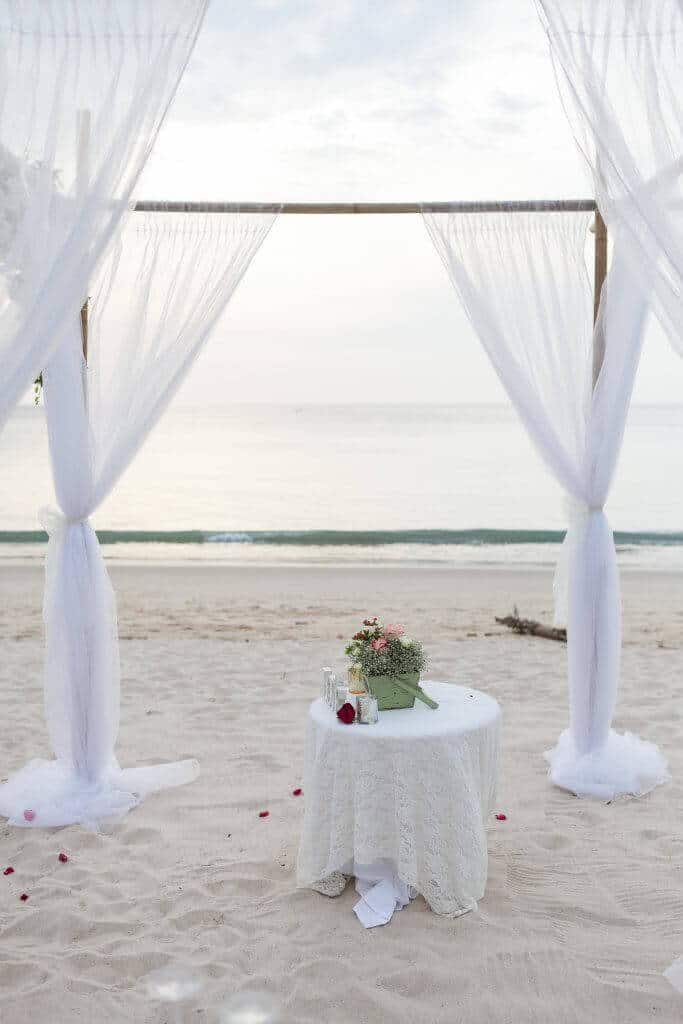 Phuket Romantic Beach Marriage Ceremony (26)