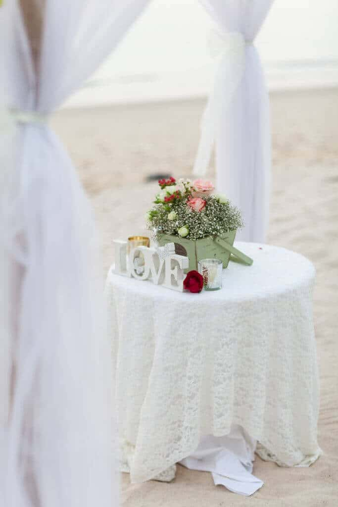 Phuket Romantic Beach Marriage Ceremony (27)