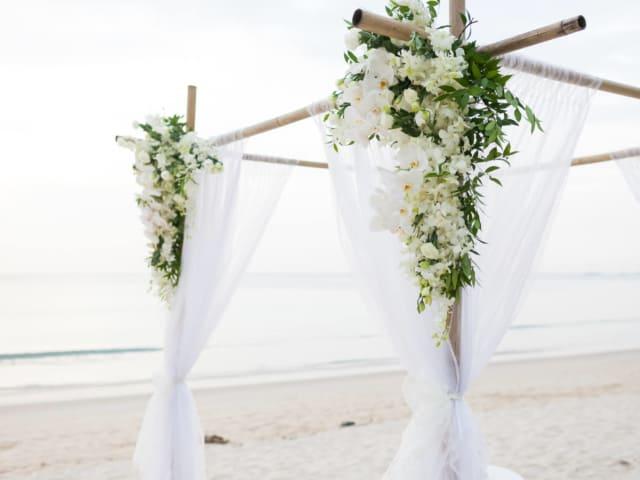 Phuket Romantic Beach Marriage Ceremony (36)