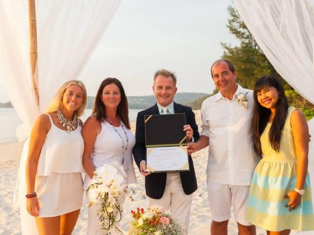 Unique Phuket Wedding Planner and Phuket Romantic Beach Marriage Ceremony (41)