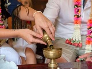 Thai Monks Blessing (11)