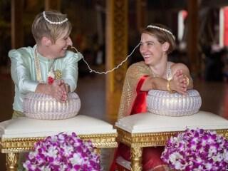 Thai Monks Wedding Blessing (14)