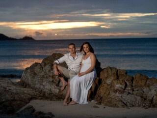 Phuket Beach Wedding Photoshoot