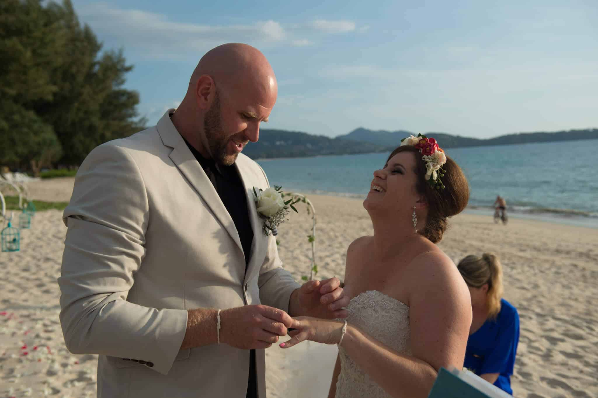 Phuket Wedding Vow Renewal 18