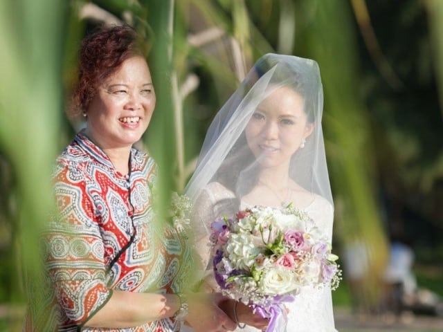 Destination Beach Wedding Phuket 1