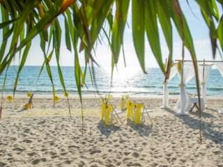 Phuket Beach Wedding Beach Reception 2