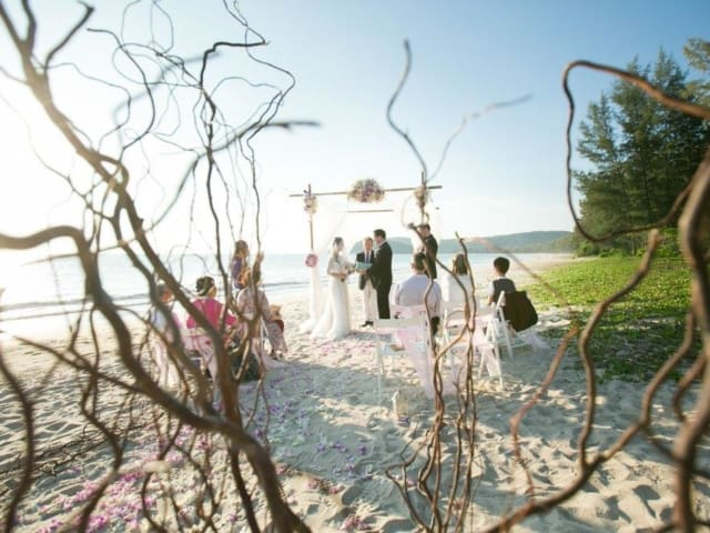 Phuket Destination Beach Wedding 1
