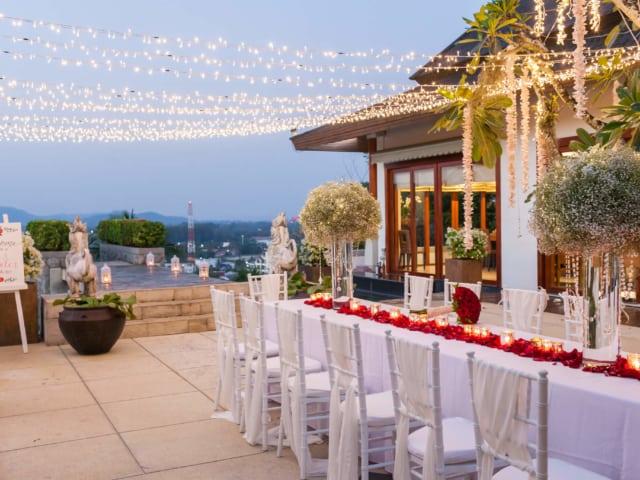 Phuket Villa Sanyanga Wedding 33