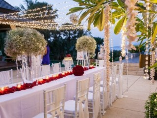 Phuket Villa Sanyanga Wedding 34