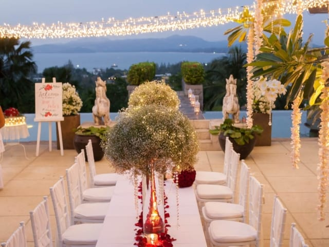 Phuket Villa Sanyanga Wedding 36