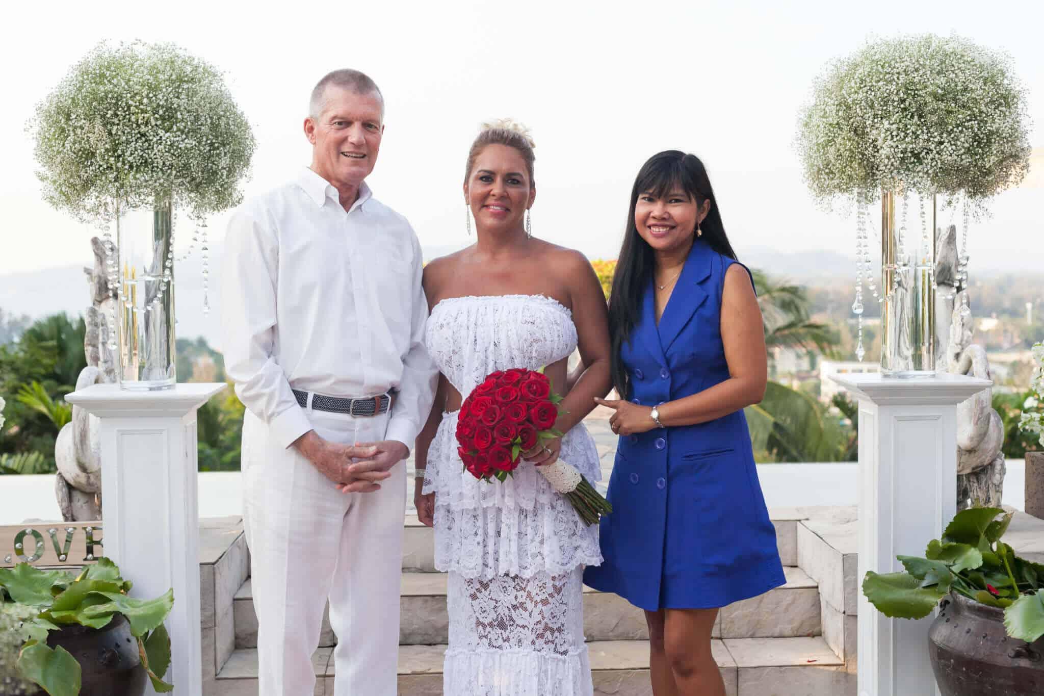 Phuket Villa Sanyanga Wedding 5