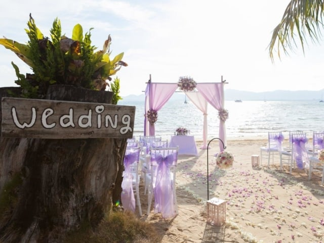 Wedding Vow Renewal Phuket 1