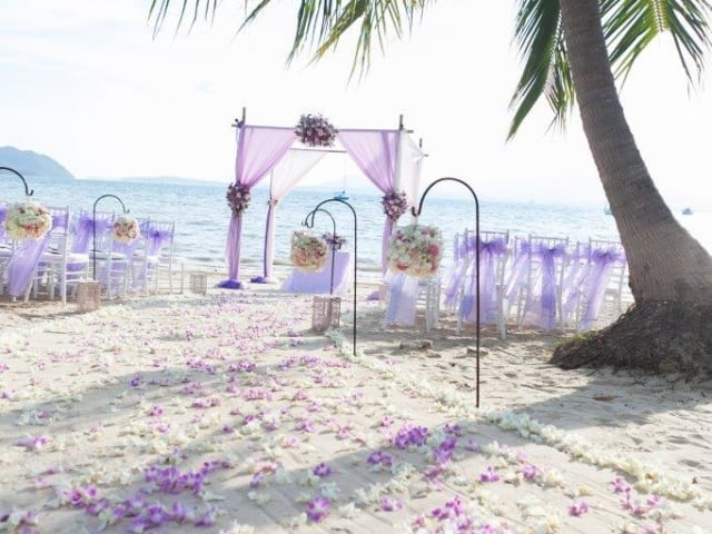 Wedding Vow Renewal Phuket 5