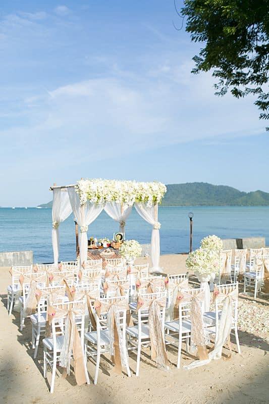Beach Club Wedding F And M 12