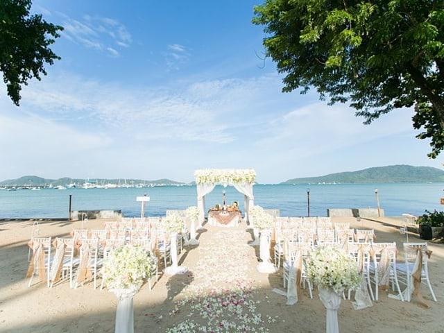 Beach Club Wedding F And M 13