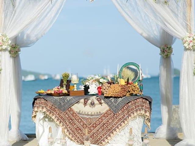 Beach Club Wedding F And M 20