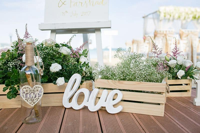 Beach Club Wedding F And M 23