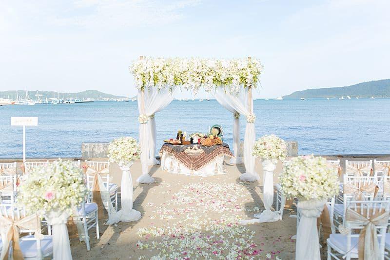 Beach Club Wedding F And M 24