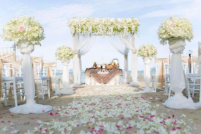 Beach Club Wedding F And M 25