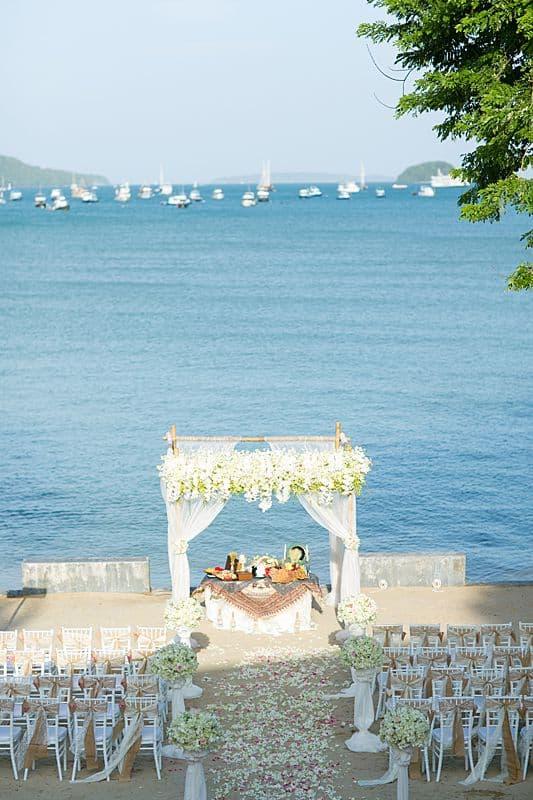Beach Club Wedding F And M 28